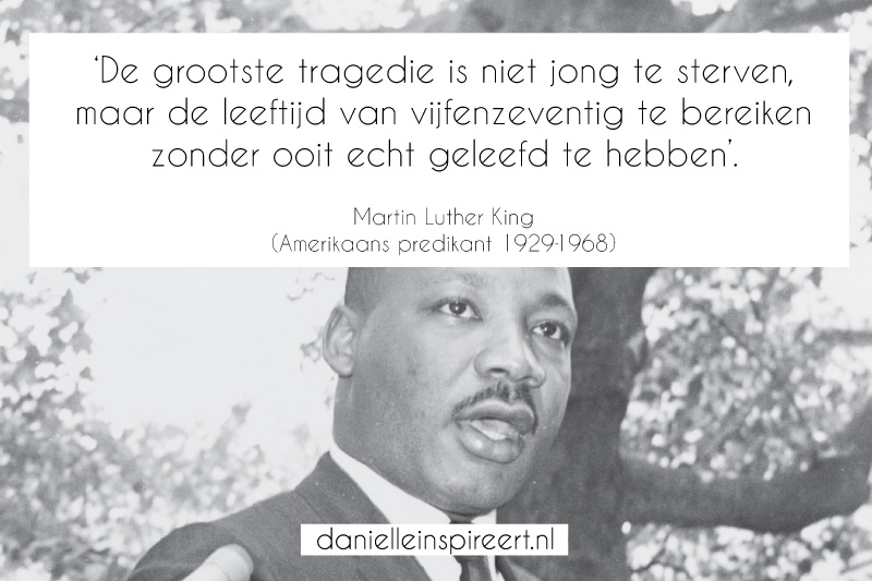 Quote Martin Luther King