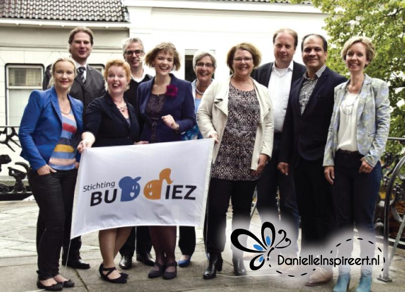 Oprichter en voorzitter Stichting Buddiez