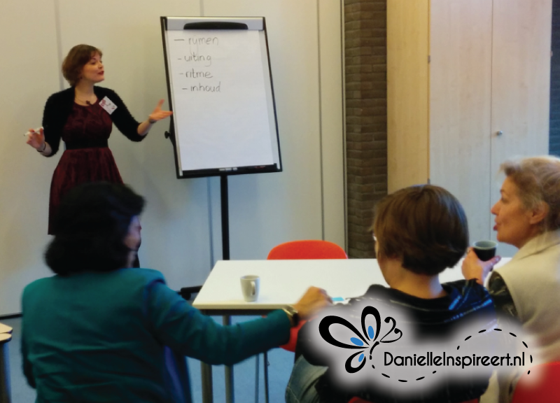 Workshop tijdens internationale vrouwendag
