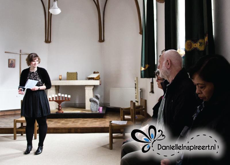 Voordracht culturele zondag in een klooster
