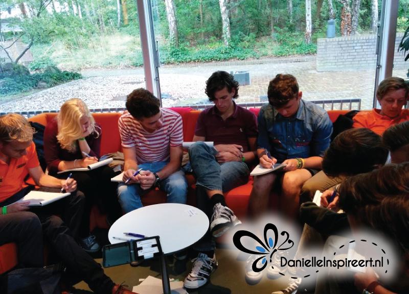Workshop tijdens Kick-In Universiteit Twente