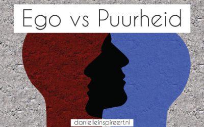 Ego versus puurheid